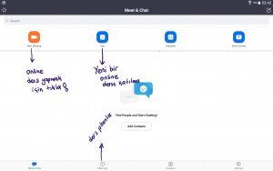 Zoom Uygulaması Nasıl Kullanılır – Online (Eğitim) Ders Nasıl Yapılır