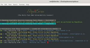 RapidScan Web Pentest Aracı Kurulumu ve Kullanımı